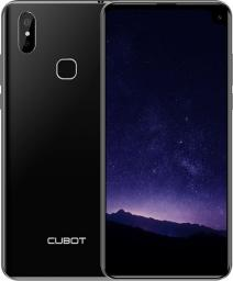 Smartfon Cubot Max 2 64 GB Dual SIM Czarny  (PH4134)
