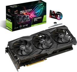 Karta graficzna Asus ROG Strix GeForce GTX 1660Ti Gaming Advanced 6GB GDDR6(ROG-STRIX-GTX1660TI-A6G-GAMING)