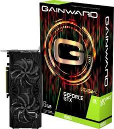Karta graficzna Gainward GTX 1660 Ghost OC 6GB(426018336-4474)