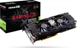 Karta graficzna Inno3D GeForce GTX 1060 Gaming OC 6GB GDDR5X (N1060-BSDN-N6GNX)