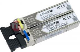 MikroTik Zestaw dwóch transceiverów S-3553LC20D