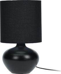 Lampa stołowa Intesi Lampka biurkowa Intesi Kim czarna uniwersalny