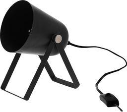Lampa stołowa Intesi Lampka biurkowa Intesi TaylorS czarny matowy uniwersalny