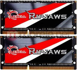 Pamięć do laptopa G.Skill DDR3L SODIMM 2x4G 1600MHz CL9 (F3-1600C9D-8GRSL)