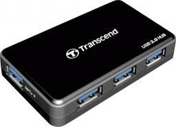 HUB USB Transcend 4 port USB 3.0 TS-HUB3K