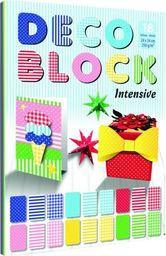 Blok biurowy Panta Plast Blok kartonów kraftowych B4/18K