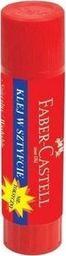 Faber-Castell Klej w sztyfcie 10g (24szt) FABER CASTELL