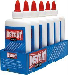 Instant Klej w płynie biały 250g (6szt) INSTANT
