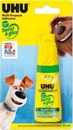 UHU Klej Twist & Glue 35ml Pets 2