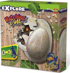 SES Zabawa kreatywna - wylęganie dinozaura z jajka