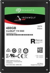 Dysk serwerowy Seagate IronWolf SSD 480GB (ZA480NM10011)