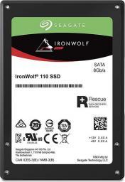 Dysk serwerowy Seagate IronWolf SSD 240GB (ZA240NM10001)