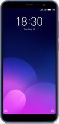 Smartfon Meizu M6T 2/16GB niebieski -MEIZUM6T2/16BLUE