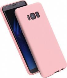 Etui Candy Samsung A70 A705 jasnoróżowy /light pink