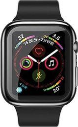 Usams USAMS Etui ochronne Apple Watch 4 40mm. czarny/black IW485BH01 (US-BH485)