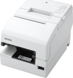 Drukarka etykiet Epson TM-H6000V-213 Serial biała