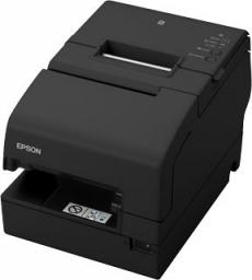 Drukarka etykiet Epson TM-H6000V-216 czarna