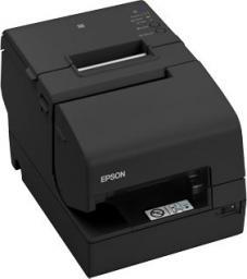 Drukarka etykiet Epson TM-H6000V-214 czarna