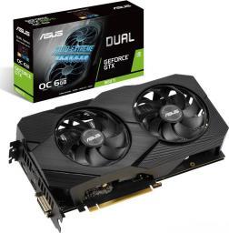Karta graficzna Asus GeForce GTX 1660 Ti Dual O6G EVO 6GB GDDR5 (90YV0CR2-M0NA00)