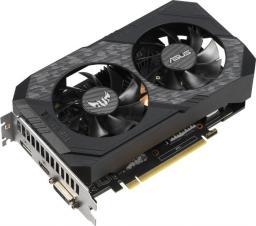 Karta graficzna Asus GeForce GTX 1660 TUF 6G GDDR5 192bit (90YV0CU3-M0NA00)