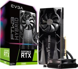 Karta graficzna EVGA GeForce RTX 2080 FTW3 Hybrid iCX2 8GB GDDR6 (08G-P4-2284-KR)