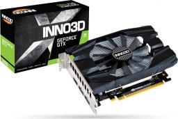 Karta graficzna Inno3D GeForce GTX 1650 Compact X1, 4GB GDDR5, HDMI, 2x DisplayPort (N165001-04D5-1510VA19)