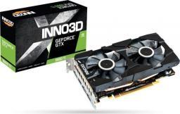 Karta graficzna Inno3D GeForce GTX 1660 Ti Twin X2, 6GB GDDR6 (N166T2-06D6-1710VA15)