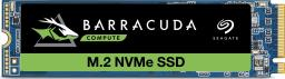 Dysk SSD Seagate BarraCuda 510 M.2 PCI-E, 256GB (ZP256CM30041)