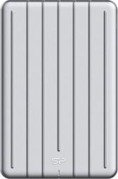 Dysk zewnętrzny Silicon Power Bolt B75 256GB USB 3.1 Srebrny