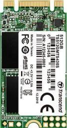 Dysk SSD Transcend 430S 256GB M.2 2242 SATA3 (TS256GMTS430S)
