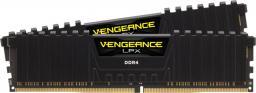 Pamięć Corsair Vengeance LPX, DDR4, 16 GB, 3600MHz, CL18 (CMK16GX4M2D3600C18)