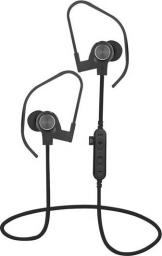 Słuchawki Freestyle PLATINET IN-EAR BLUETOOTH V4.2 + microSD EARPHONES + MIC PM1062 BLACK [44472]