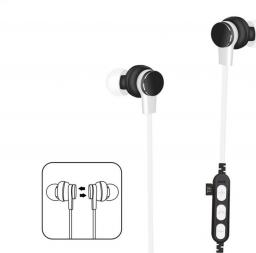 Słuchawki Freestyle PLATINET IN-EAR BLUETOOTH V4.2 + microSD EARPHONES + MIC PM061 WHITE [44471]