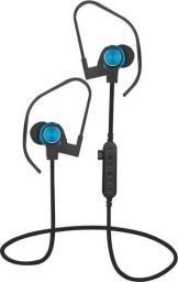 Słuchawki Freestyle PLATINET IN-EAR BLUETOOTH V4.2 + microSD EARPHONES + MIC PM061 BLUE [44468]