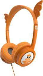 Słuchawki Zagg iFrogz Little Rockerz - słuchawki nauszne dla dzieci (smok)