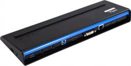 Stacja/replikator Targus USB 3.0 SuperSpeed Dual Video Docking Station with Power (ACP71EU)