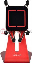 """Podstawka/podkładka Luxa2 H1 do smartfona 3,2-4,8"""" uniwersalny aluminium czerwony (LH0014-B)"""