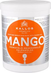 Kallos Maska do włosów Mango Cosmetics 1000ml