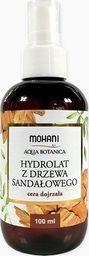 Mohani Hydrolat z drzewa sandałowego Mohani 100ml