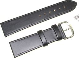 JVD Skórzany pasek do zegarka 22 mm JVD R19901-22 uniwersalny
