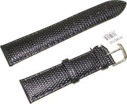 JVD Skórzany pasek do zegarka 20 mm JVD R19601-20 uniwersalny