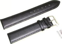 JVD Skórzany pasek do zegarka 22 mm XL JVD R17501-22P uniwersalny