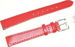 JVD Skórzany pasek do zegarka 14 mm JVD R18207-14 uniwersalny