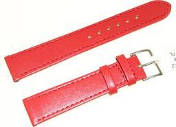 JVD Skórzany pasek do zegarka 18 mm JVD R18207-18 uniwersalny