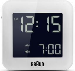 Braun Budzik elektroniczny Braun BNC008WH uniwersalny