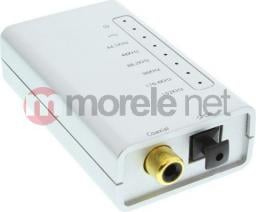 Karta dźwiękowa InLine USB - Cyfrowe złącze koaksjalne/Toslink/I2S 33053I