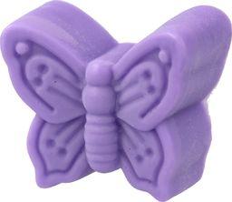 LaQ Mydło w kostce Motylek fioletowy 50g