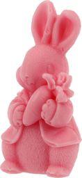 LaQ Mydło w kostce Królik z marchewką różowy 30g