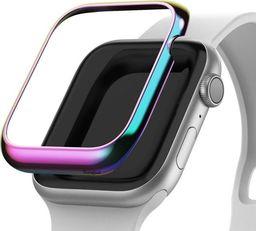 Rearth Nakładka Ringke Bezel Styling do Apple Watch 4 44mm Neon Chrome uniwersalny