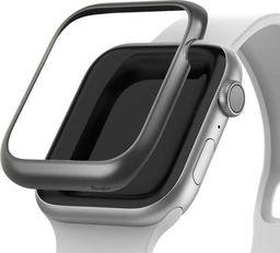 Rearth Nakładka Ringke Bezel Styling do Apple Watch 4 44mm Matte Gray uniwersalny